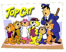 Top Cat Cartoons