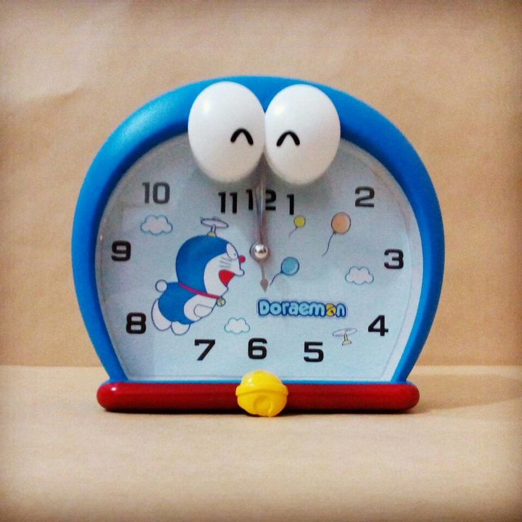 Jam Weker Doraemon diameter 14cm  harga Rp45.000  How to Buy: Ketik nama barang - nama lengkap - alamat lengkap - no hp  Kirim ke: BBM 5BB820D7 Line @rqa4794f  #jamwekerdoraemon #jambekerdoraemon #wekerdoraemon #jamdoraemon #pernakpernikdoraemonbandung #tokodoraemon #jualdoraemon