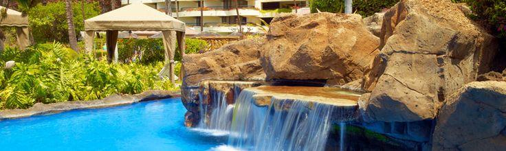 Maui Luxury Hotels | Sheraton Maui Resort & Spa - Beach Pool | Kaanapali Beach Hotels