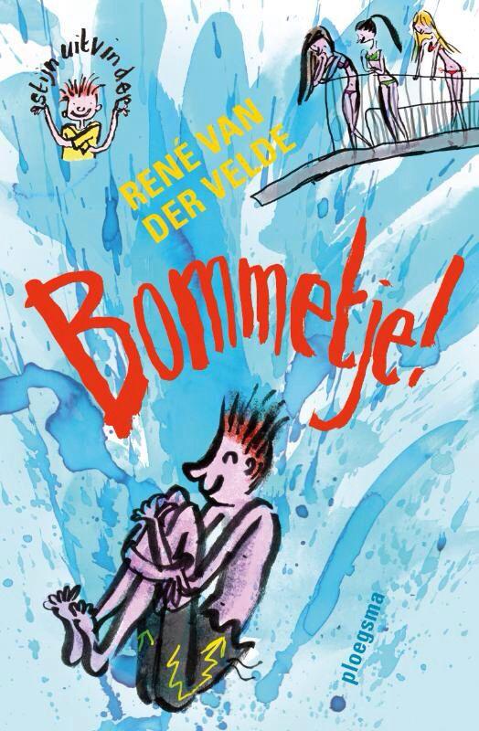 Grappig boek over een jonge uitvinder!