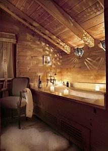 The loft bathroom. I really want this.