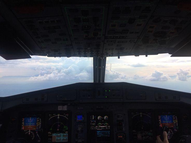 ATR 72-600 cockpit