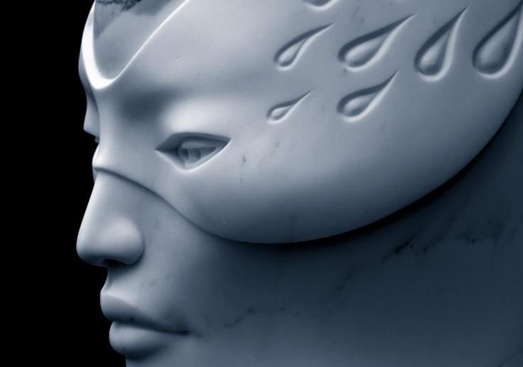 Mel Fraser - Sculptor.