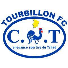 1972, Tourbillon FC (N'Djamena, Chad) #TourbillonFC #NDjamena #Chad (L12760)