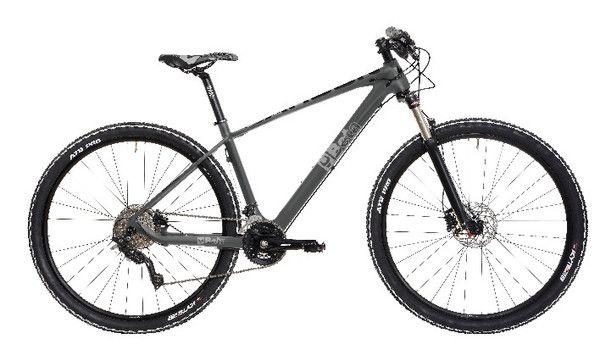 Mountain Bike Beta in Fibra di Carbonio Whistle 9598B