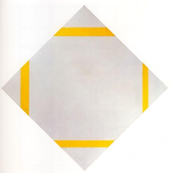 Пит Мондриан (Mondrian). Основоположники абстракционизма. Галерея картин.