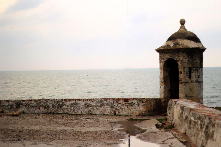 Cartagena conserva en excelente estado la arquitectura colonial.