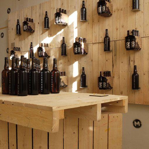 Maximus Brouwerij Pop-Up Store — Leffe Goldstein