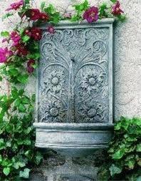 Risultati immagini per fontane in pietra da giardino
