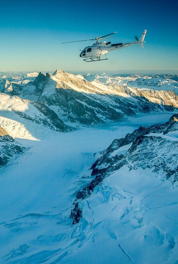 Aletschgletscher #inLOVEwithSwitzerland