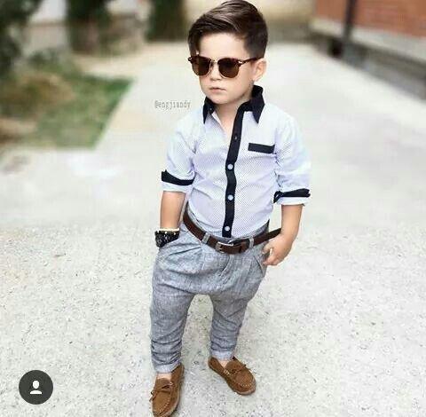 Stylish kids #boy