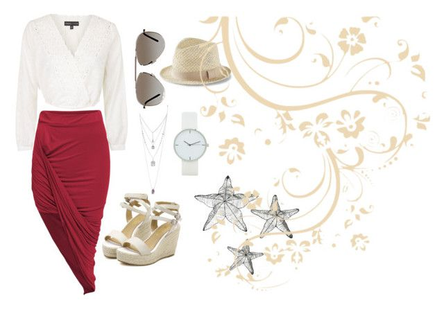 """How to make burgundy stand out "" by moniquebovino on Polyvore"