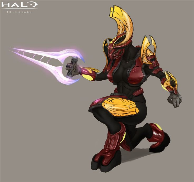 e621 abs alien anthro armor big_breasts bodysuit breasts butt cleavage clothed clothing da_polar_inc digital_media_(artwork) energy_sword female halo_(series) helmet melee_weapon muscular sangheili simple_background skinsuit solo sword thick_thighs tight_clothing video_games voluptuous weapon wide_hips