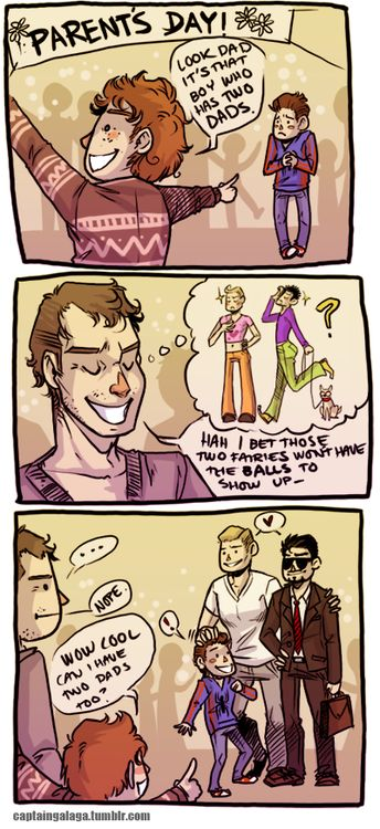 I don't ship avengers, but this would be freaking hilarious to see this happen in real life.