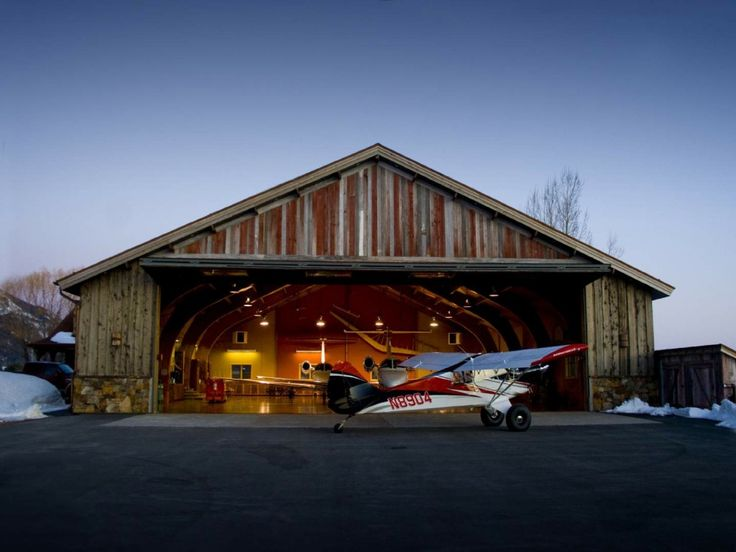 TheRefugeAirRanch Private Residential Fly In Sporting Community At Alpine  Airport, Wyoming Near Jackson Hole. Design StylesTexas RanchHouse ...