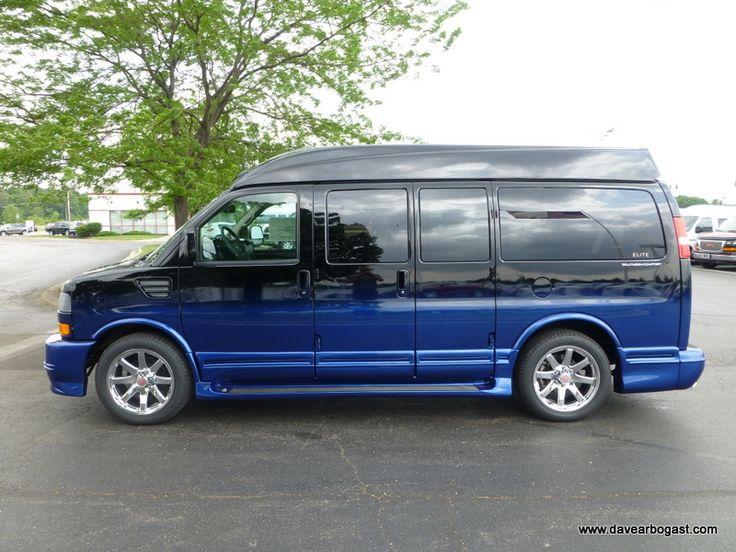 2014 GMC Conversion Vans | 2014 GMC Conversion Van Southern Comfort Hi-Top