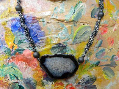 One Kiss Creations Beaded Jewelry: Back Home Again