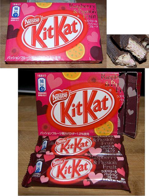 kitkat marketing strategy in japan