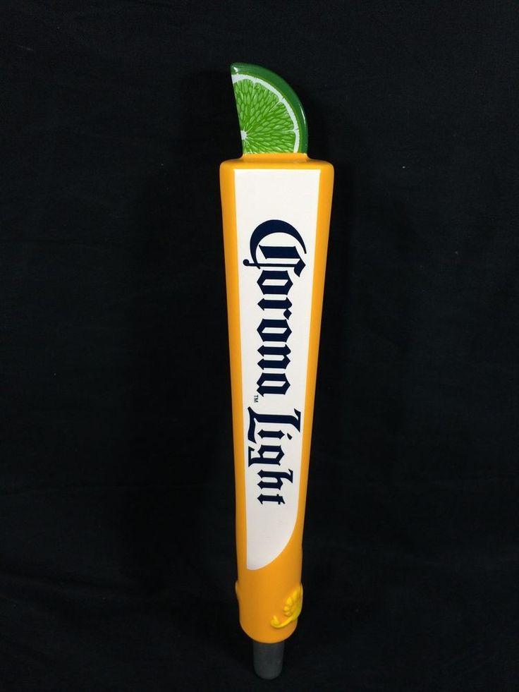 Corona Light Beer Draft Tap Handle Keg Knob Ceramic Lime New Knobs Taps And Corona