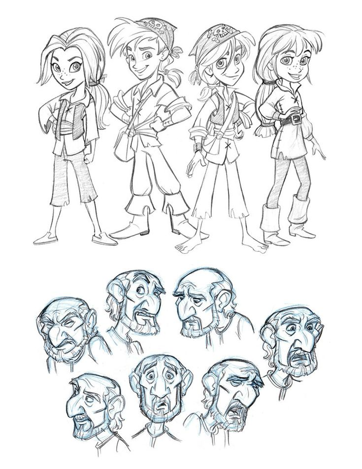 Character Design Pdf : Best images about line drawing on pinterest boy