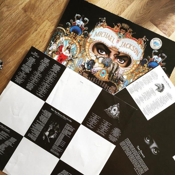 #michaeljackson #dangerous #lp #doublelp #doublevinyl #vinyl #album #bargainfind…