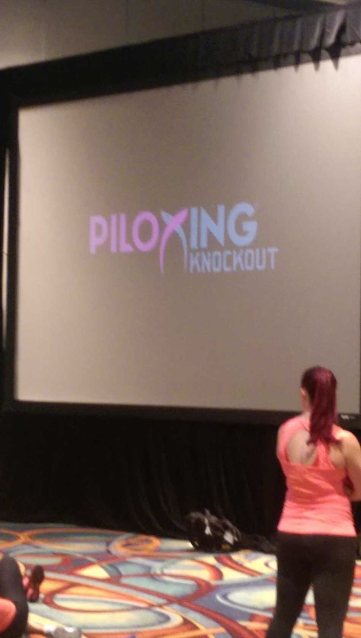 Mens piloxing gloves - Piloxing Knockout Coming In 2015