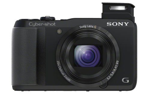 Sony Cyber-shot DSC-HX20V 18.2 MP Exmor R CMOS Digital Camera with 20x Optical Zoom and 3.0-inch LCD (Black) (2012 Model) - http://www.highdefinitiondvdstore.com/digital-slr-camera-discount-closeout-wholesale-sale/sony-cyber-shot-dsc-hx20v-18-2-mp-exmor-r-cmos-digital-camera-with-20x-optical-zoom-and-3-0-inch-lcd-black-2012-model-7/