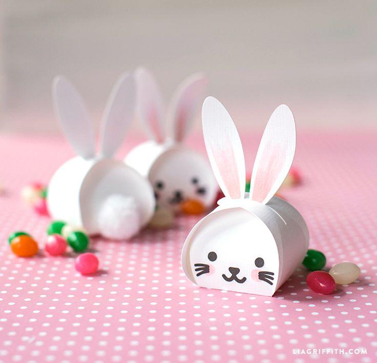 Scatole Trattare Easter Bunny