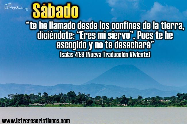Sabado-Isaias-41-9