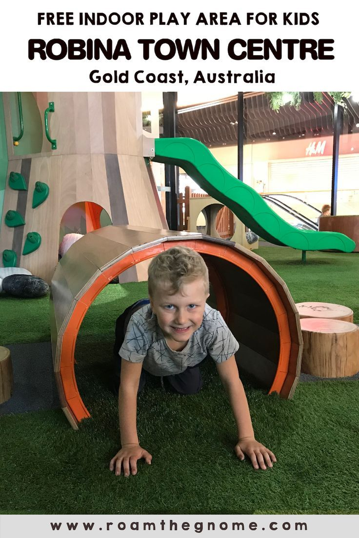 FREE ROBINA PLAY CENTRE NOW OPEN ROBINA TOWN CENTRE in