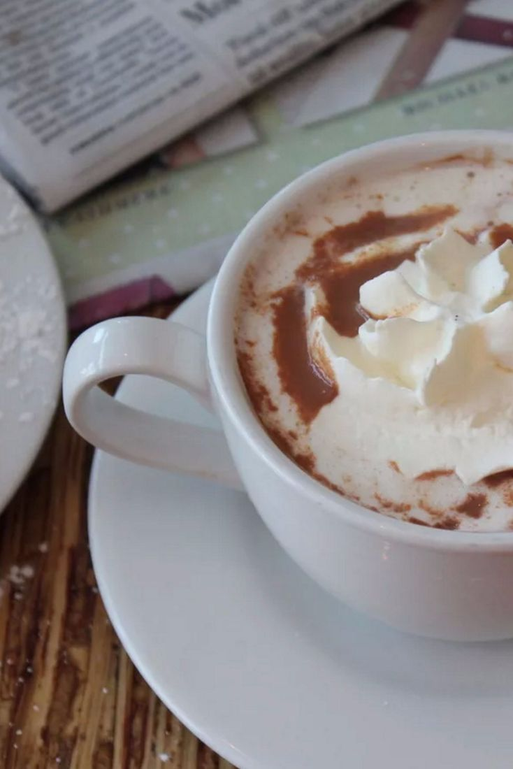 Warm Up With These Hot Chocolates 112
