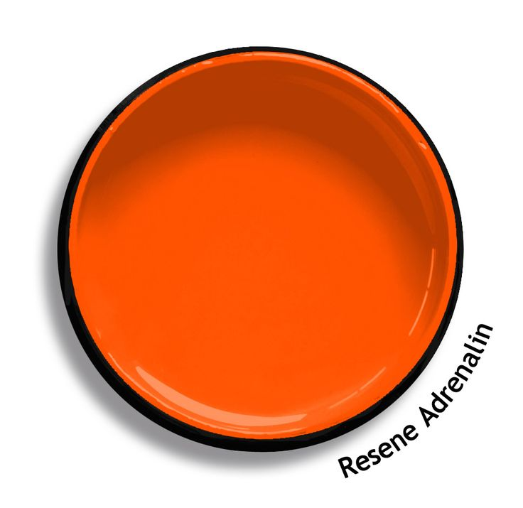 Resene Adrenalin is a razor sharp slice of fluoro orange for those who are bold and dynamic. Try Resene Adrenalin with dusty blues, aqua whites and stark blues, such as Resene Blue Moon, Resene Half Carefree and Resene Coast. From the Resene The Range fashion colours. Latest trends available from www.resene.com. Try a Resene testpot or view a physical sample at your Resene ColorShop or Reseller before making your final colour choice.