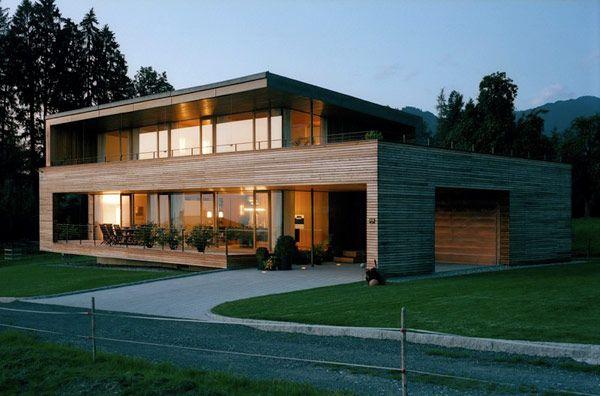 Børje Müller modern architecture house