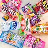 nourriture japonaise à mettre dans un swap