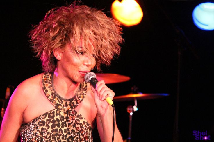 Rebecca O Connor as Tina Turner - Simply the Best Show