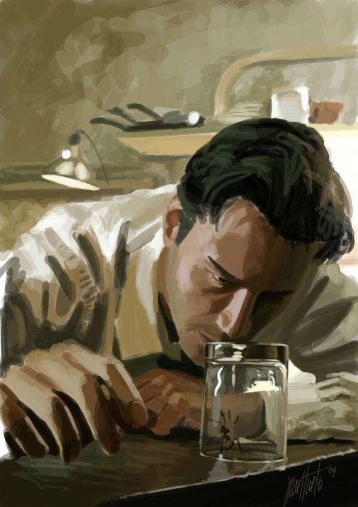 Keanu Reeves in Constantine by JaHueto on @DeviantArt