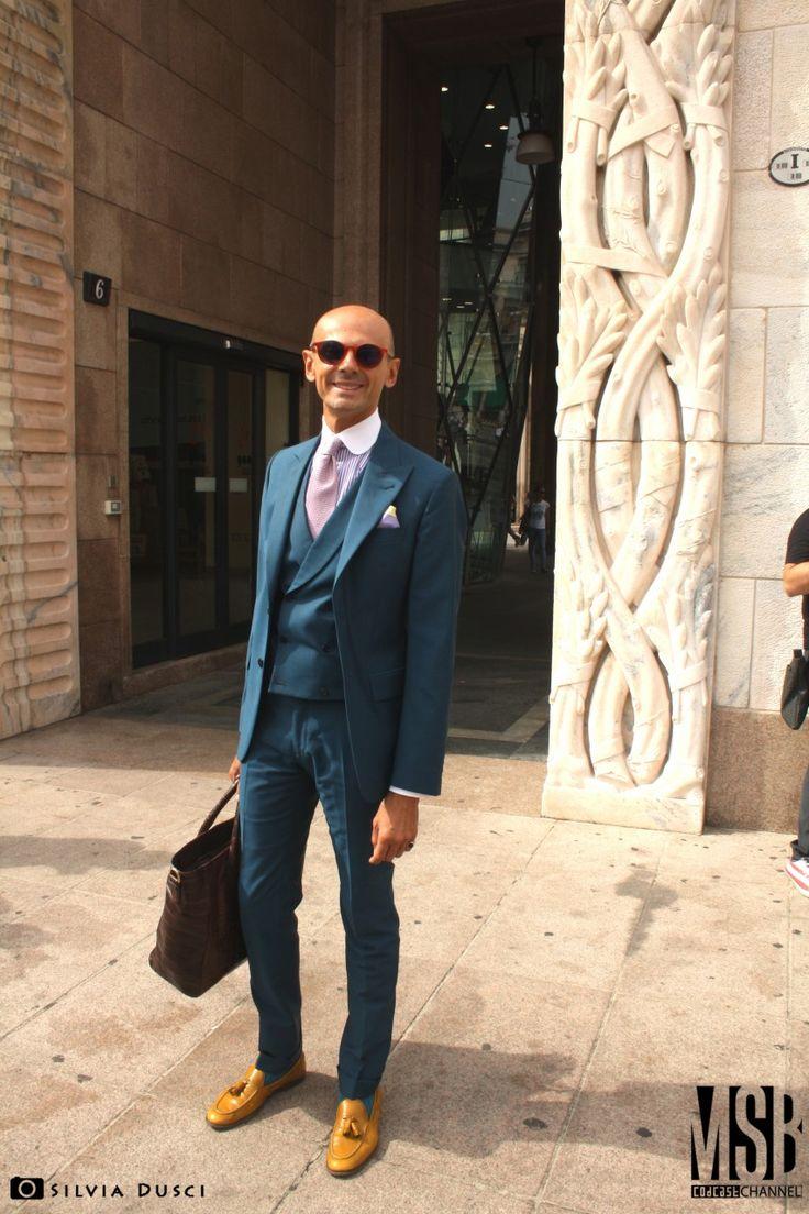 Milano Women Fashion Week Spring/Summer 2015 - Day 1: Stella Jean | Codcast Blog #moda #donna #style #fashion #outfits #streetstyle #milano #fashionweek #enzomiccio #men'sstyle
