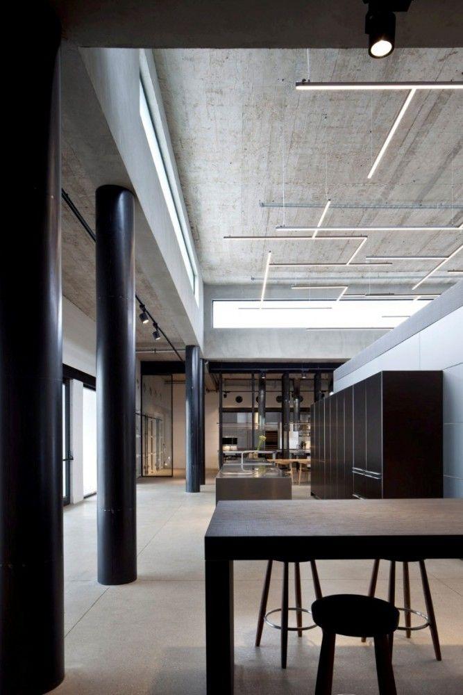 Bulthaup Showroom TLV / Pitsou Kedem Architects