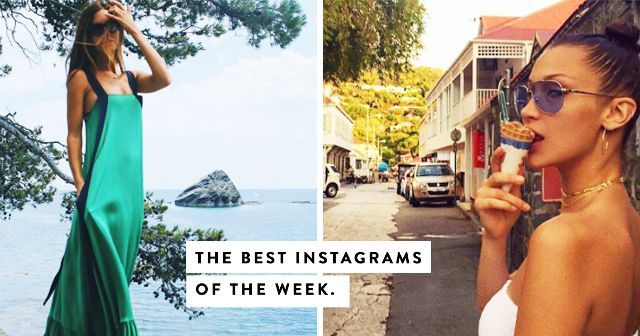 The Best Fashion Instagram Pictures of the Week http://www.whowhatwear.co.uk/best-fashion-instagrams-of-the-week