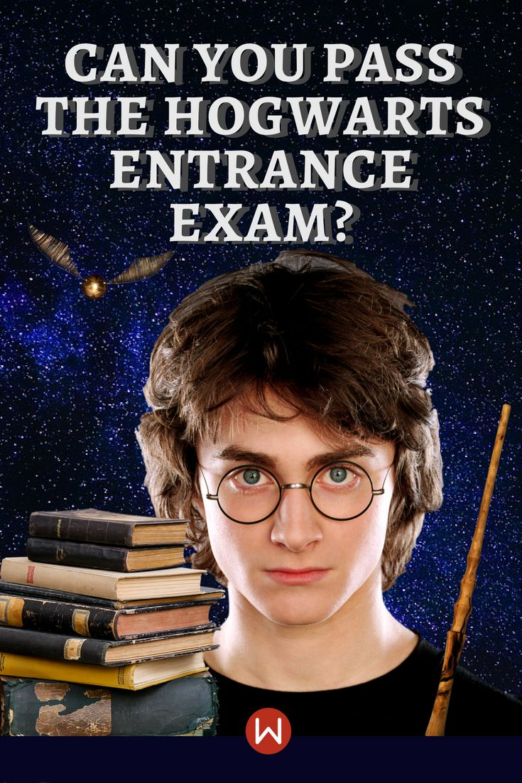 Quiz: Can You Pass The Hogwarts Entrance Exam? in 2019 | All