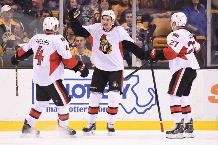 Mark Stone #61 Ottawa Senators