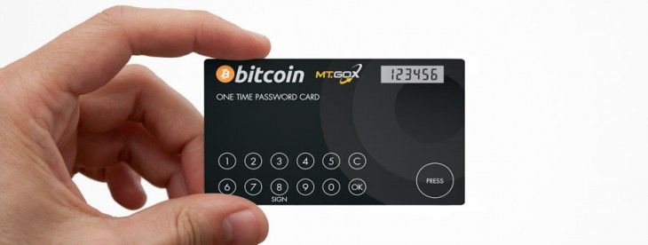 otp card header image 918px 730x276 Bitcoin exchange Mt. Gox introduces a one time password card to beef up its security