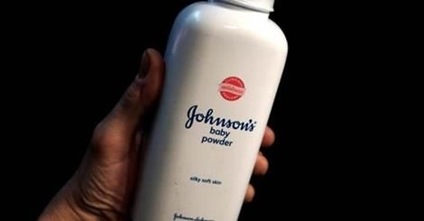 osCurve News: Johnson & Johnson Ordered to Pay $55M in Talc-Powd...
