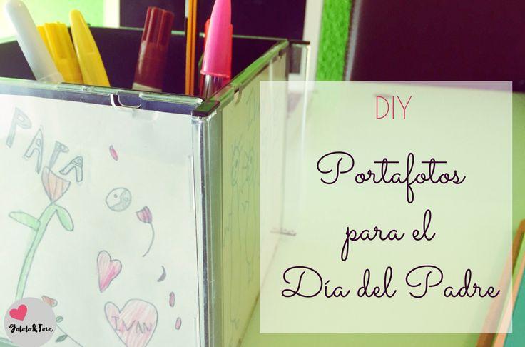 DIY. Portafotos para el Día del Padre