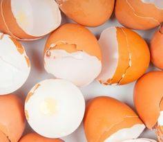 Pri upratovaní, pre zdravie či krásu: Škrupiny z vajíčka