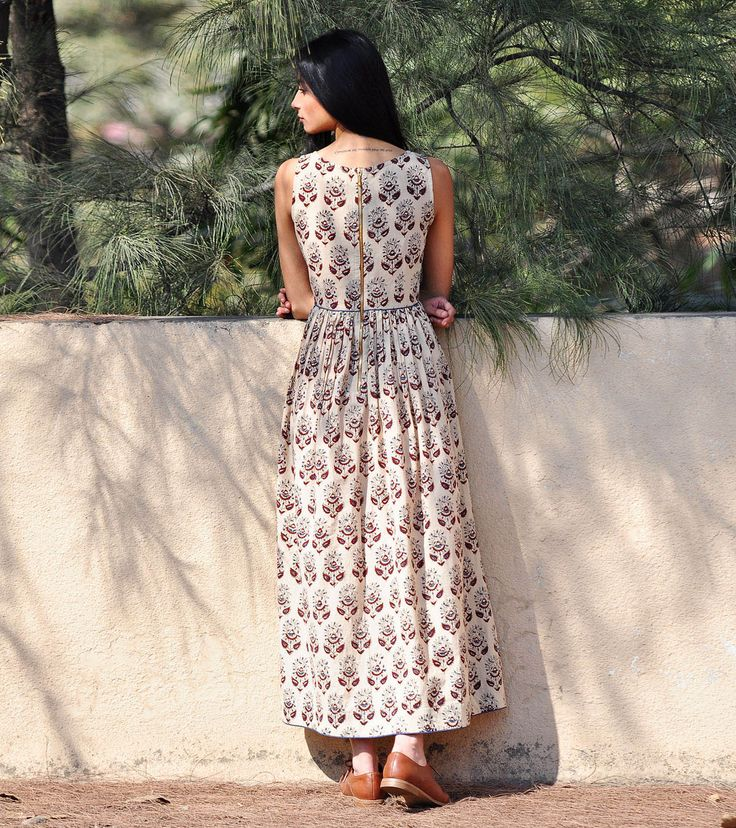 Fit and Flare Indian Dresses