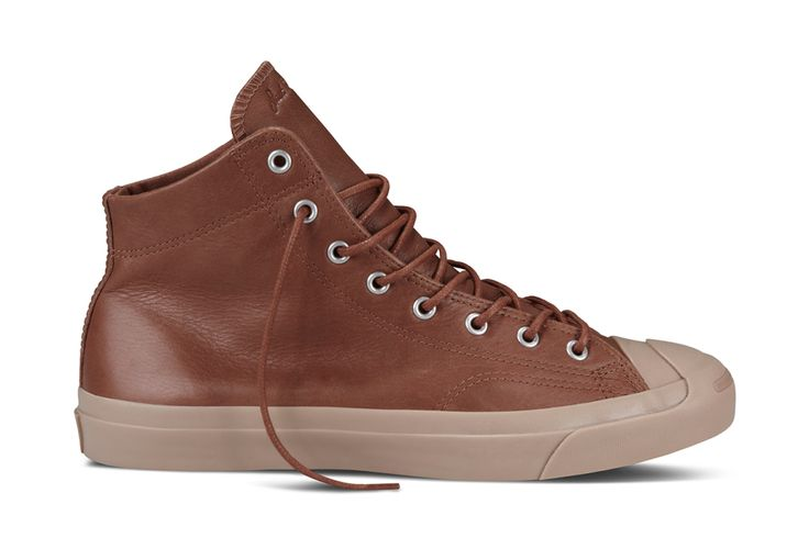 Converse Jv Jack Purcell Vintage Ox Sneakers in Beige for