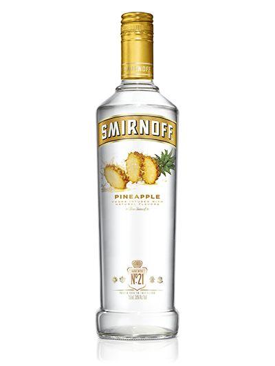 Smirnoff® Pineapple Flavoured Vodka Beverage