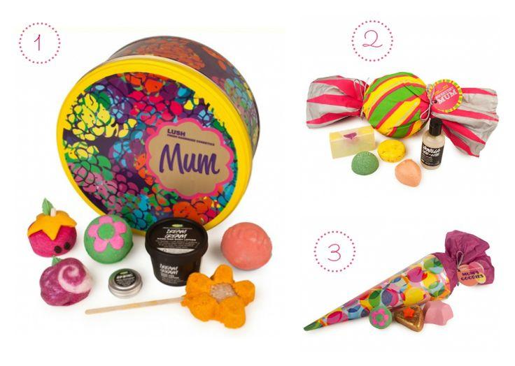 Lush, regalos especiales para el día de la madre
