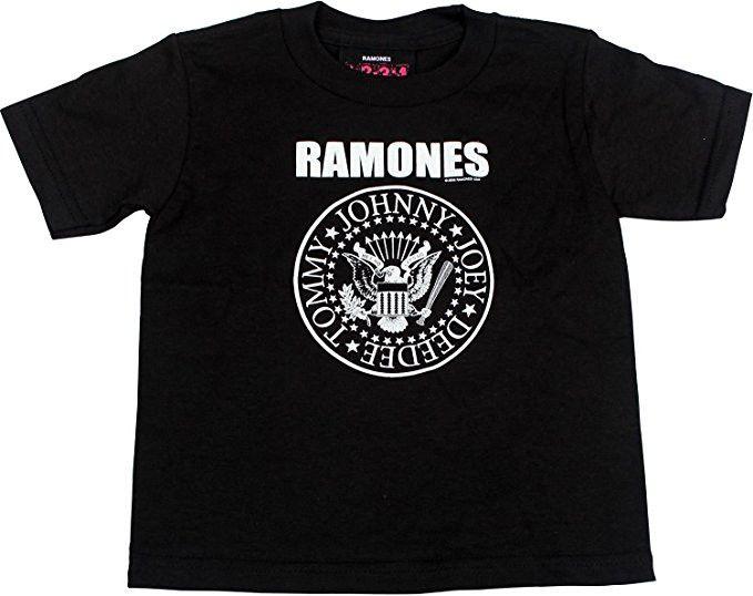 Ramones Presidential Seal Little Boys T-shirt